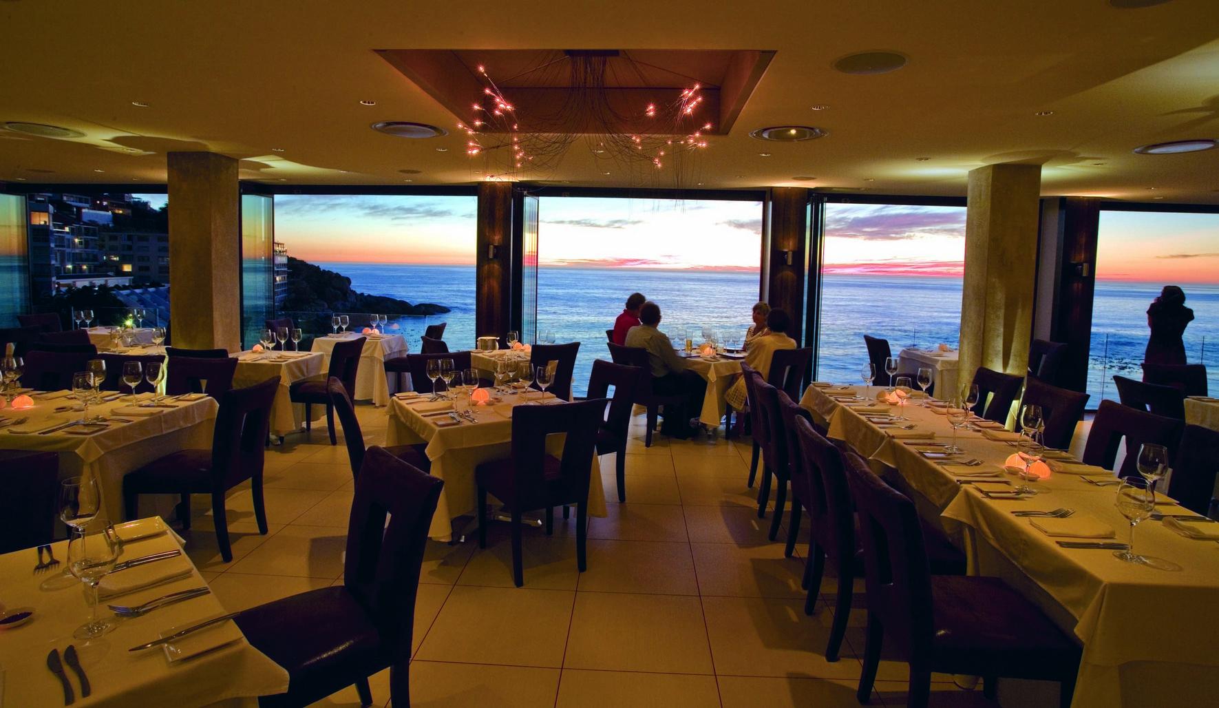 Salt Restaurant Ambassador Hotel Cape Town
