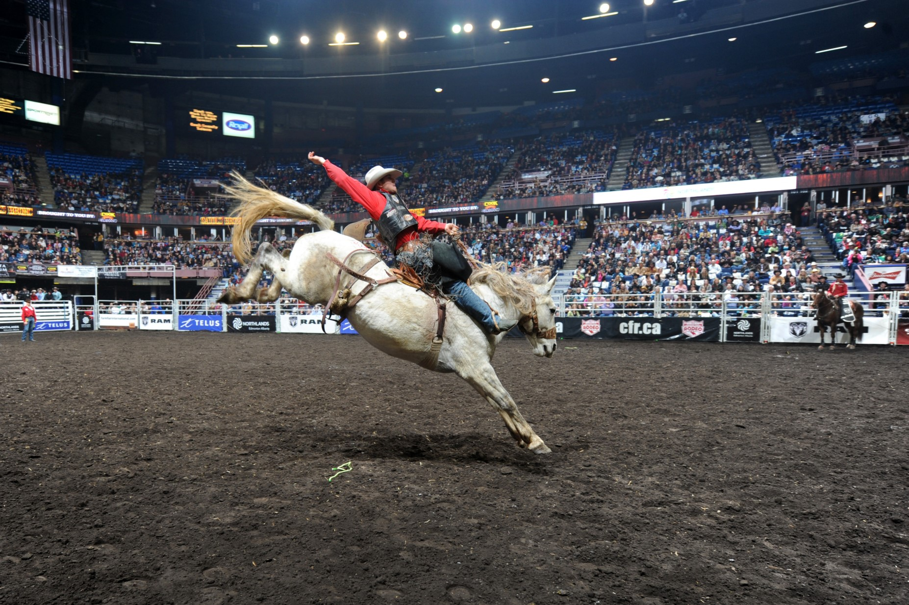 Canadian Finals Rodeo Edmonton Products Anderson Vacations