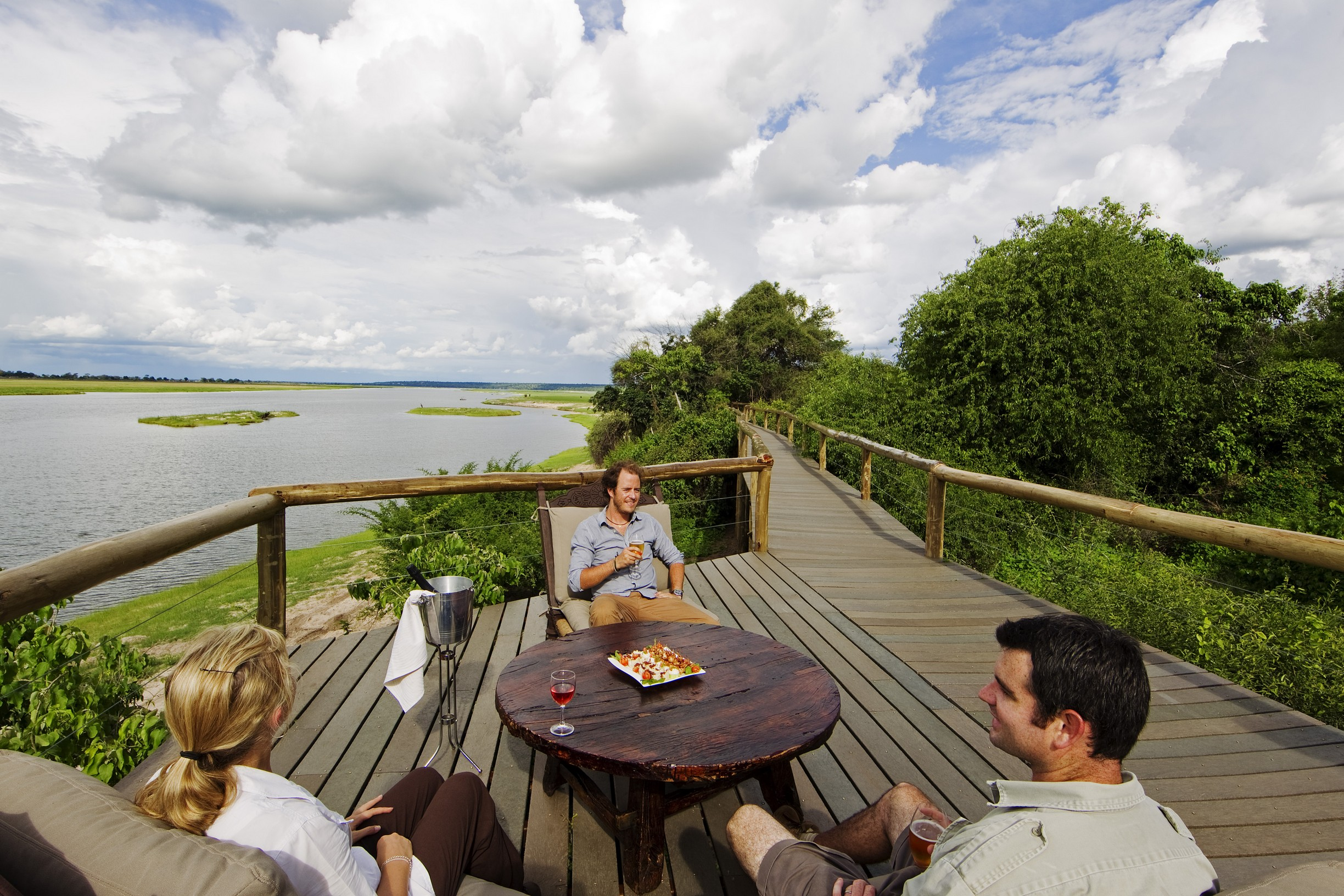 best game lodges in botswana