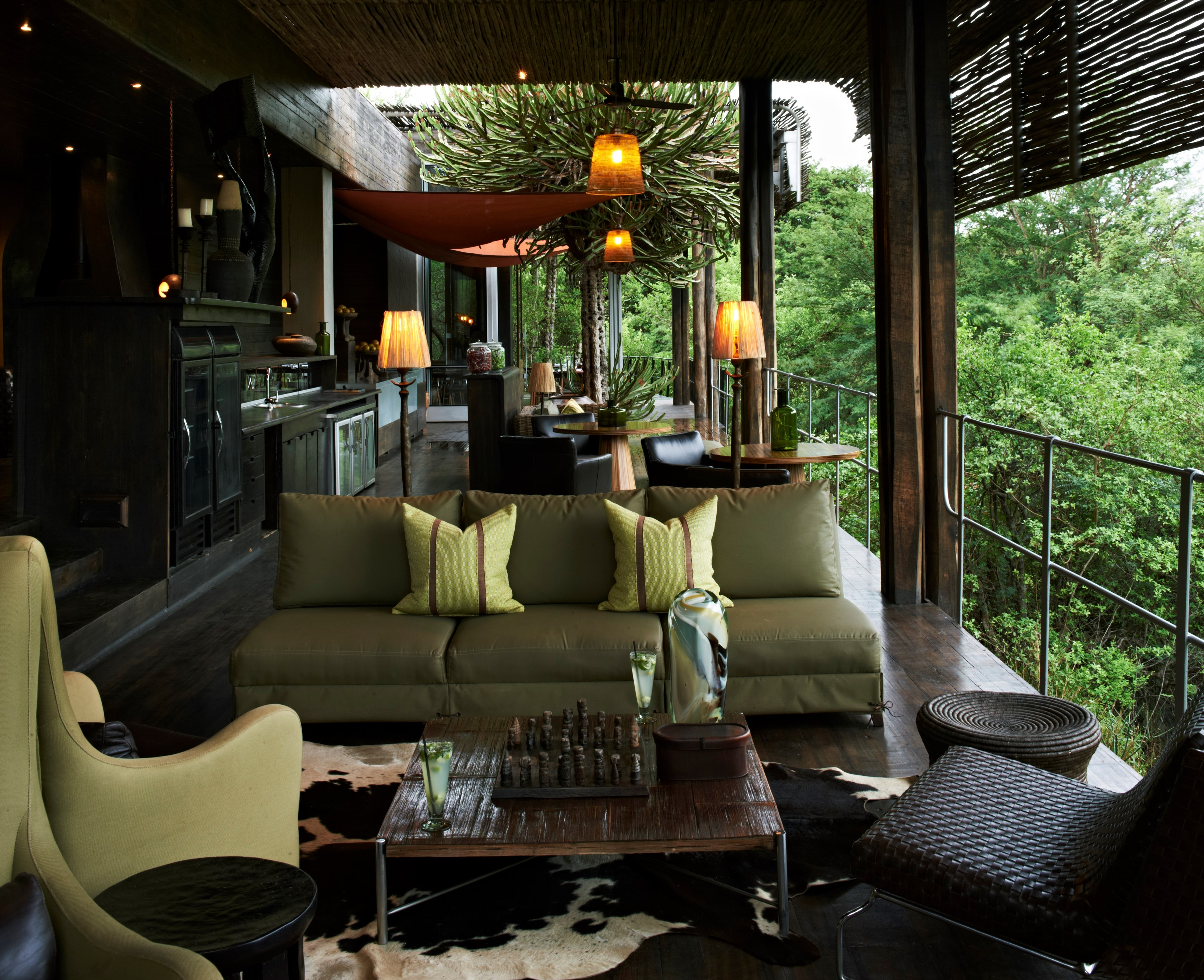 Singita Sweni Lodge Kruger South Africa Best African Safari - Singita-luxury-african-game-reserve