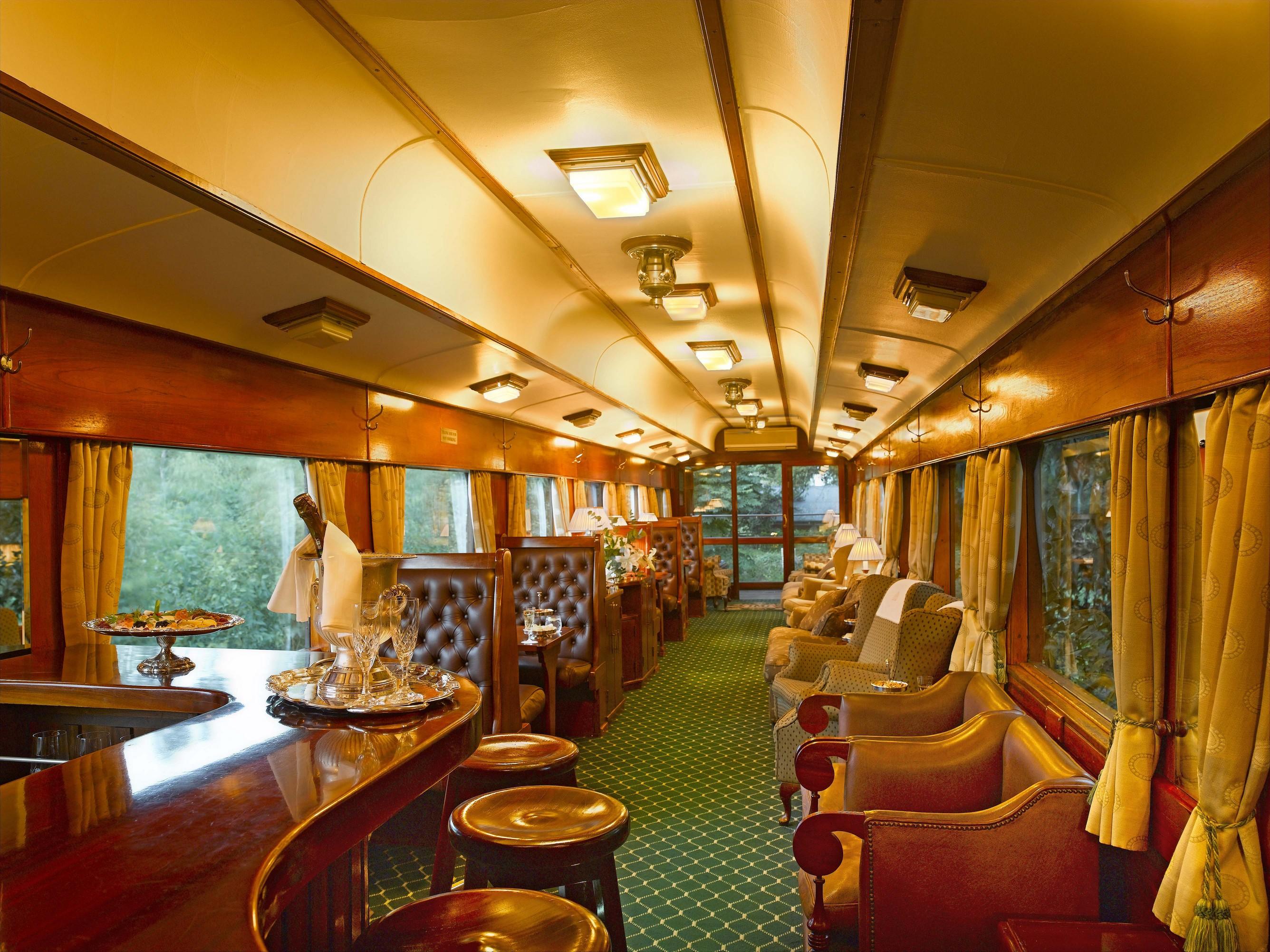 Pullman Compartment Cape Town To Pretoria South Africa